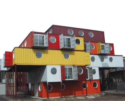 Ciudad container cantabria - Casas hechas con contenedores precios ...